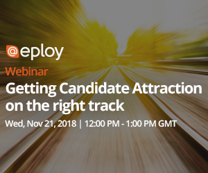 Getting Candidate Attraction on the right track