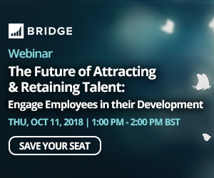 The Future of Attracting & Retaining Talent: Engage Employees in their Development