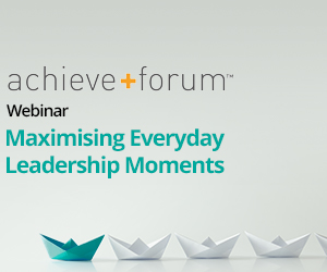 Maximising Everyday Leadership Moments