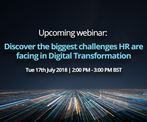 Discover the biggest challenges HR are facing in Digital Transformation