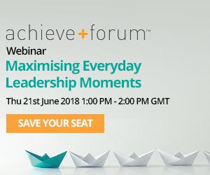 Maximising Everyday Leadership Moments