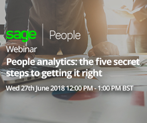 People analytics: the five secret steps to getting it right