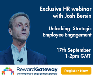 Unlocking the New World of Strategic Employee Engagement and Recognition - Featuring Josh Bersin