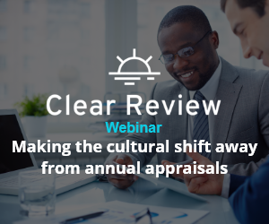 Making the cultural shift away from annual appraisals