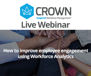How to improve employee engagement using Workforce Analytics
