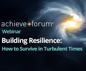 Building Resilience: How to Survive in Turbulent Times