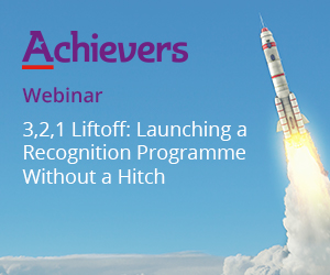 3,2,1 Liftoff: Launching a Recognition Programme Without a Hitch