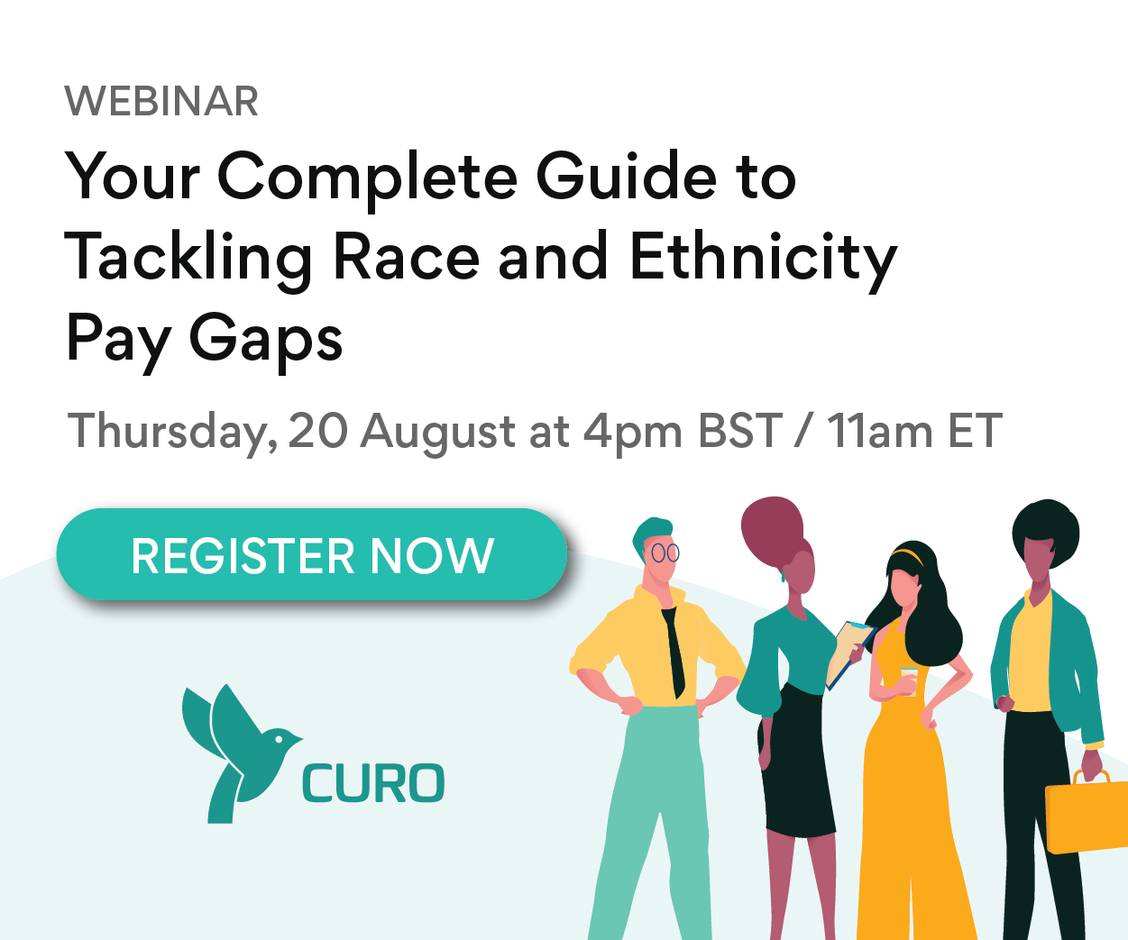 Your Complete Guide to Tackling Race and Ethnicity Pay Gaps