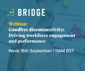 Goodbye disconnectivity: Driving workforce engagement and performance