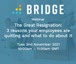 The Great Resignation: 3 reasons your employees are quitting and what to do about it