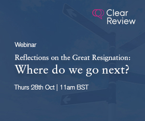 Reflections on the Great Resignation: Where do we go next?