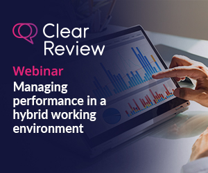 Managing Performance in a Hybrid Working Environment