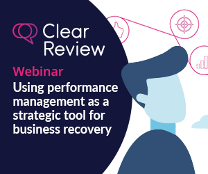 Using performance management as a strategic tool for business recovery
