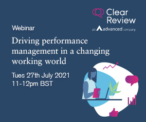 Driving performance management in a changing working world