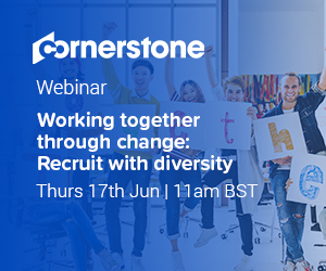 Working together through change: Recruit with diversity