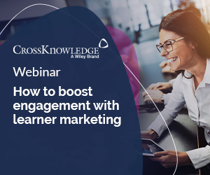 How to boost engagement with learner marketing