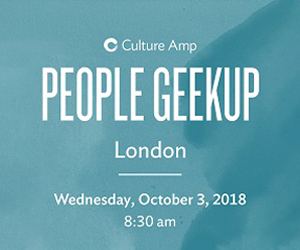 People Geekup London