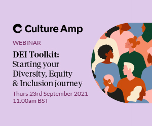 DEI Toolkit: Starting your Diversity, Equity & Inclusion journey