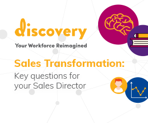 Sales Transformation: Key questions for your Sales Director