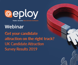 Get your candidate attraction on the right track:UK Candidate Attraction Survey Results 2019