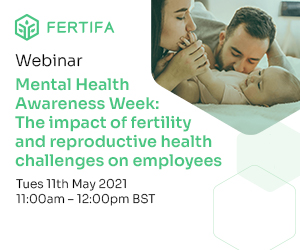 Mental Health Awareness Week: The impact of fertility and reproductive health challenges on employees