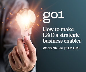How to make L&D a strategic business enabler