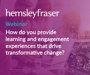 How do you provide learning and engagement experiences<br> that drive transformative change?