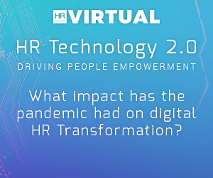 What impact has the pandemic had on digital HR Transformation?