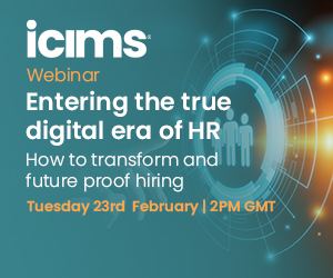 Entering the true digital era of HR – How to transform and future proof hiring