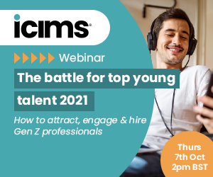 The battle for top young talent 2021 - How to attract, engage & hire Gen Z professionals