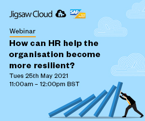 How can HR help the organisation become more resilient?