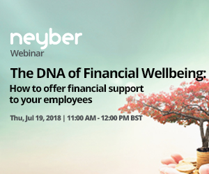 The DNA of Financial Wellbeing: How to offer financial support to your employees