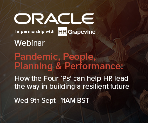 Pandemic, People, Planning & Performance: How the Four 'Ps' can help HR lead the way in building a resilient future