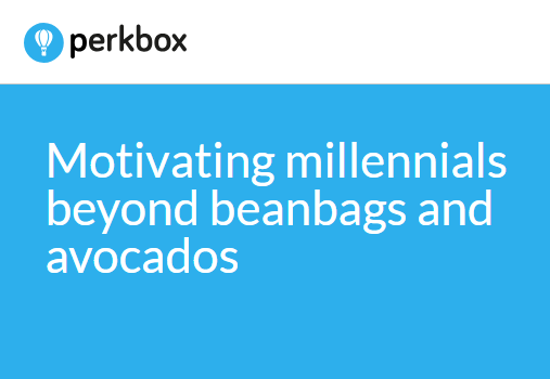Motivating millennials beyond beanbags and avocados