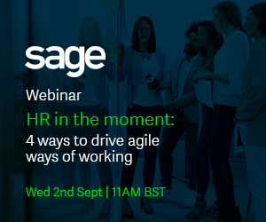 HR in the moment: 4 ways to drive agile ways of working