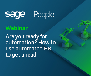 Are you ready for automation? How to use automated HR to get ahead