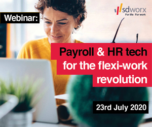 HR and Payroll Tech for flexi-work revolution
