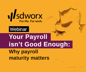 Your Payroll Isn't Good Enough: Why payroll maturity matters