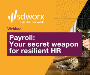 Payroll: Your secret weapon for resilient HR