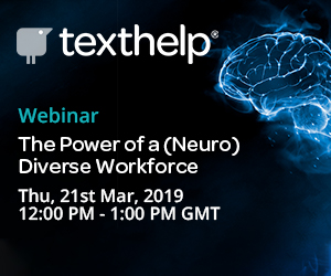The Power of a (Neuro) Diverse Workforce