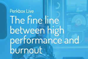 The fine line between high performance and burnout