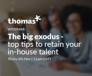 The big exodus – top tips to retain your in-house talent