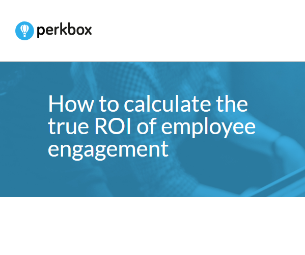How to calculate the true ROI of employee engagement