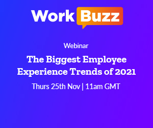 The Biggest Employee Experience Trends of 2021