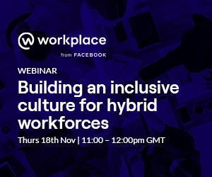 Building an inclusive culture for hybrid workforces