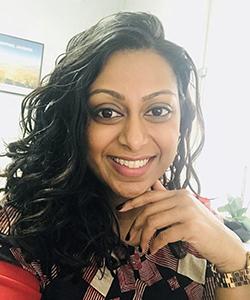 Dr Preethi Daniel