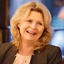 Alison Gray FIH