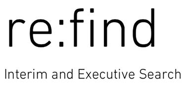 re:find Logo