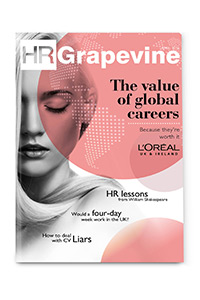 HR Grapevine Magazine April Edition