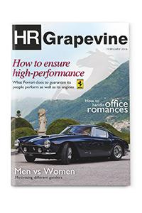 HR Grapevine Magazine February Edition
